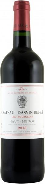 Château DASVIN-BEL-AIR Haut Medoc 2013