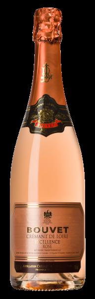 Bouvet Crémant de Loire Excellence Brut Rosé