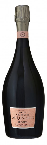 Champagne AR Lenoble Brut Rosé Terroirs