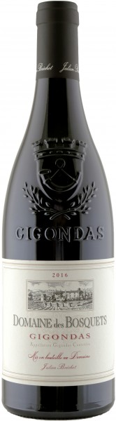 Domaine des Bosquets Gigondas Réserve 2017