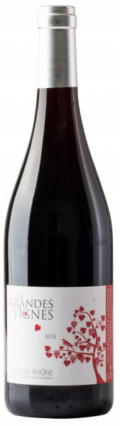 Les Grandes Vignes Côtes du Rhône rouge 2020
