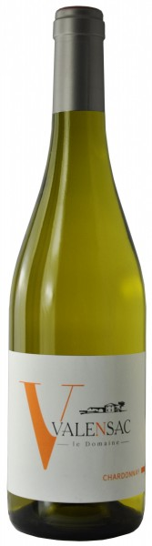 Domaine de Valensac Chardonnay (Literflasche) 2016