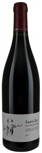 Santa Duc Côtes-du-Rhône Vieilles Vignes 2016