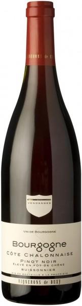 Bourgogne Côte Chalonnaise Pinot Noir 2013