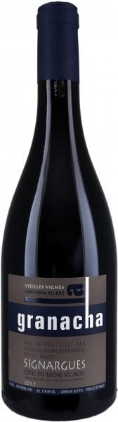 Granacha Vieilles Vignes Côtes du Rhône Signargues 2016