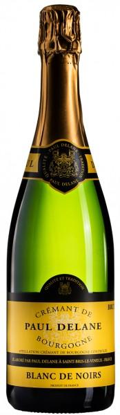 Crémant de Bourgogne Paul Delane Brut Blanc de Noirs
