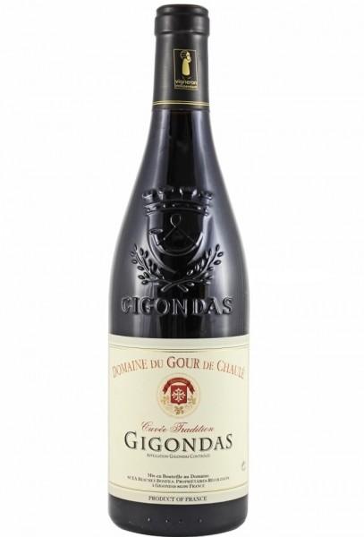 Domaine Gour de Chaulé Gigondas 2015