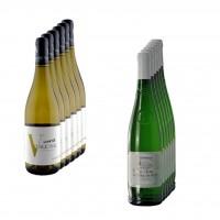 12er Weinpaket zum feinen Spargel