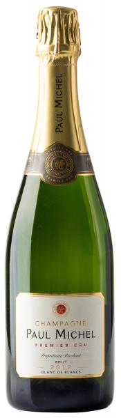 Champagne Paul Michel Premier Cru Brut Blanc de Blancs Millésimé