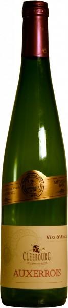 Pinot Blanc Auxerrois Sélection Vin d'Alsace 2015