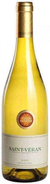 Saint-Véran Chardonnay TERRES SECRÉTES 2014