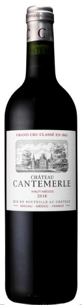 Château Cantemerle Haut-Médoc AOC 2018