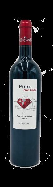 Bruno Andreu Pure Petit-Verdot 2017
