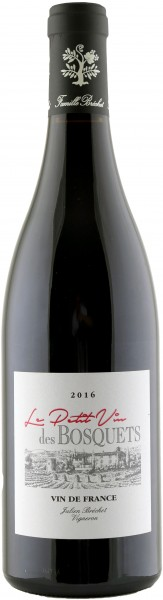 Le Petit Vin des Bosquets 2019