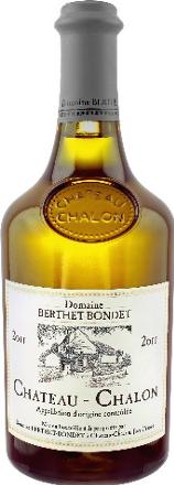 Domaine Berthet-Bondet Château Chalon 2011