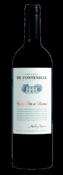 Chateau de Fontenille AOC Cadillac Côte de Bordeau Rouge 2015