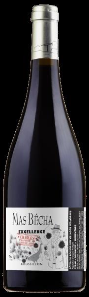Mas Bécha Excellence Côtes du Roussillon Les Aspres 2019