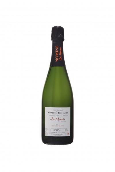 Champagne Nominé-Renard Brut Blanc de Blancs La Mémoire