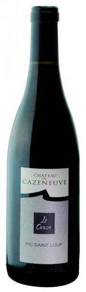Château de Cazeneuve *Le Causse* rouge 2013