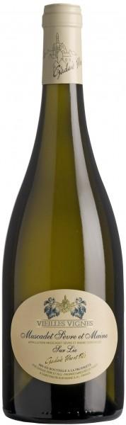 Muscadet-Sèvre et Maine sur lie *Vieilles Vignes* 2012
