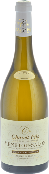 Domaine Chavet Menetou-Salon EXCEPTION Blanc 2013