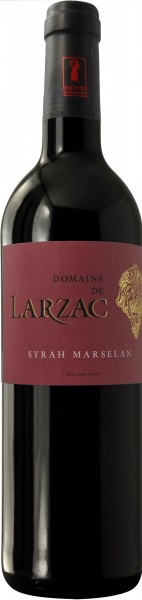 Domaine de Larzac SYRAH MARSELAN 2015