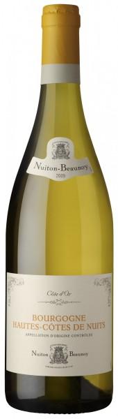 Bourgogne Hautes-Côtes de Nuits blanc 2014