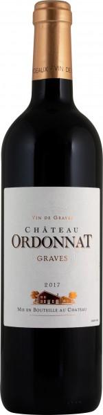 Château Ordonnat Graves 2017