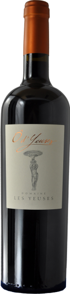 Domaine Les Yeuses Ô d'Yeuses Rouge 2017