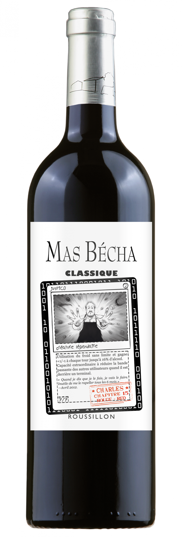Mas Bécha Classique Côtes du Roussillon 2015