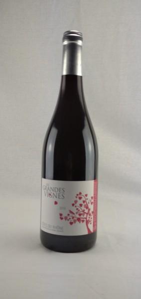 Côtes du Rhône Les Grandes Vignes Rouge 2018
