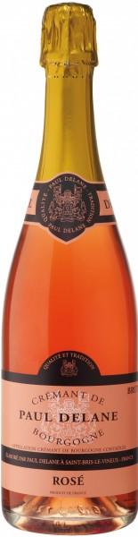 Crémant de Bourgogne *Paul Delane* Rosé Brut