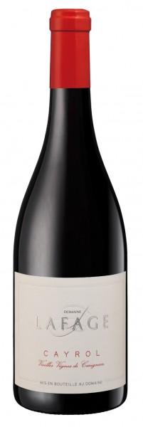 Lafage CAYROL Carignan Vieilles Vignes 2016
