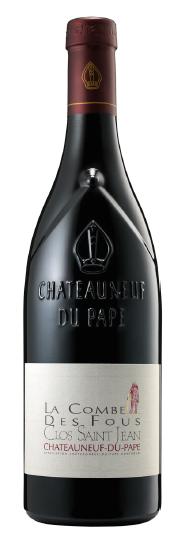Clos Saint-Jean Châteauneuf-du-Pape *La Combe des Fous* 2015