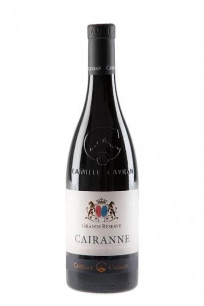 Camille Cayran Cairanne Grande Rèserve rouge 2018