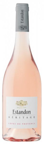 Estandon *Héritage* Rosé Côtes de Provence 2016