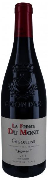 La Ferme du Mont Gigondas Côtes Jugunda 2015