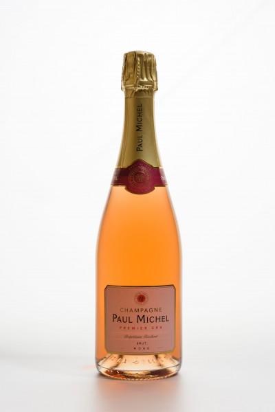 Champagne Paul Michel Premier Cru Brut Rosé
