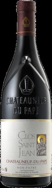 Clos Saint-Jean Châteauneuf-du-Pape 2015