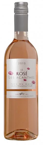 Vignerons de Tavel Le Rosé des Acanthes 2019