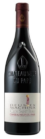Clos Saint-Jean Châteauneuf-du-Pape *Deus Ex Machina* 2015