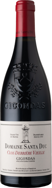 Santa Duc Gigondas Clos Derrière Vieille 2018