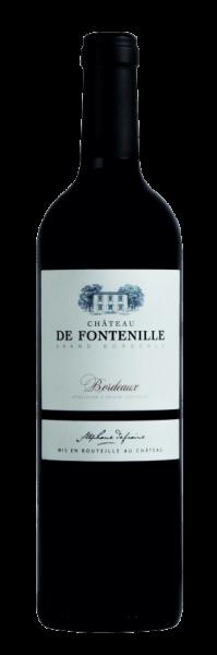 Chateau de Fontenille AOC Bordeaux Rouge 2016