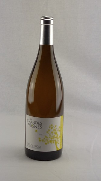 Côtes du Rhône Les Grandes Vignes Blanc 2019