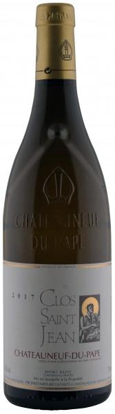 Clos Saint Jean Châteauneuf du Pape Blanc La Mitrale 2019