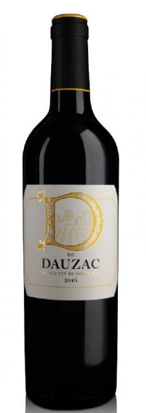 Château Dauzac D de Dauzac 2016