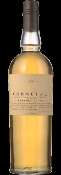 Abbé Rous Banyuls Cornet & Cie blanc