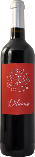 Domaine Les Yeuses Délicieuse rouge 2018
