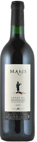 Abbé Rous MALIS Côtes du Roussillon 2016