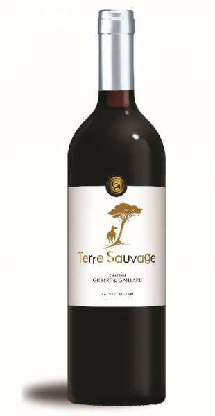 Gilbert & Gaillard Terre Sauvage AOP Saint Chinian 2016